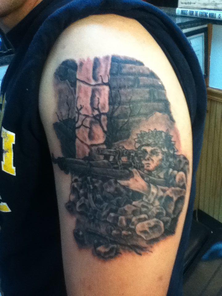 thomas california tattoo company